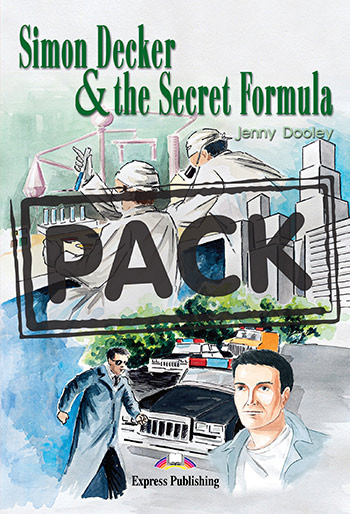 ELT GR 1: SIMON DECKER & THE SECRET FORMULA (+ CD)