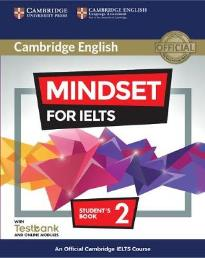 MINDSET FOR IELTS 2 STUDENT'S BOOK WITH TESTBANK & ONLINE MODULES