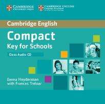COMPACT KEY FOR SCHOOLS CD CLASS