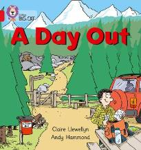 COLLINS BIG CAT : A DAY OUT BAND 02A/RED A PB