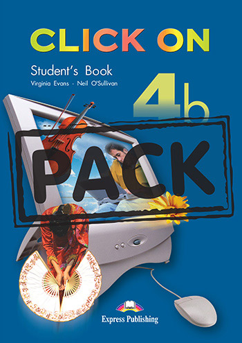 CLICK ON 4B STUDENT'S BOOK (+ CD)
