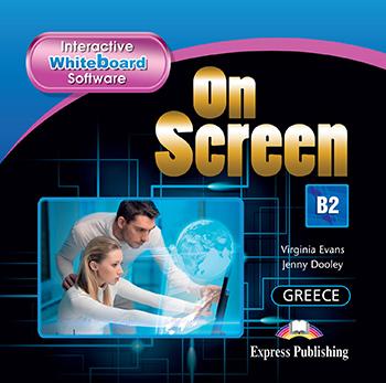 ON SCREEN B2 IWB DVD - ROM REVISED