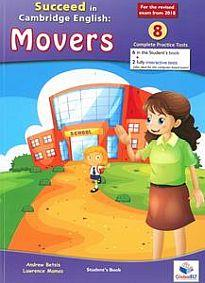SUCCEED IN CAMBRIDGE MOVERS 8 PRACTICE TESTS STUDENT'S BOOK 2018
