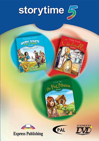 STORYTIME 5 DVD