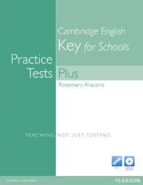 KET FOR SCHOOLS PRACTICE TESTS (+ MULTI-ROM) PLUS