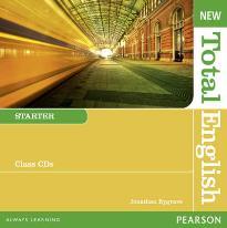 NEW TOTAL ENGLISH STARTER CD CLASS