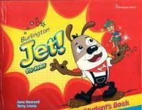 JET! PRE-JUNIOR STUDENT'S BOOK
