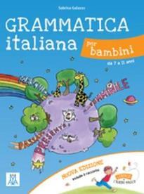 GRAMMATICA ITALIANA PER BAMBINI N/E