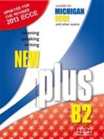 NEW PLUS B2 ECCE TEACHER'S BOOK  2013 REVISED