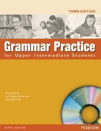 GRAMMAR PRACTICE UPPER-INTERMEDIATE (+ CD)