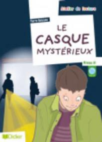 ADL : CASQUE MYSTERIEUX A1 (+ CD)