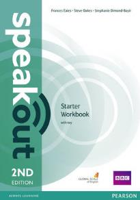 SPEAK OUT STARTER WORKBOOK WITH KEY 2ND ED