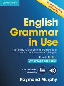 ENGLISH GRAMMAR IN USE STUDENT'S BOOK W/A (+ INTERACTIVE E-BOOK) 4TH ED