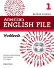 AMERICAN ENGLISH FILE 1 WORKBOOK (+ iCHECKER) 2ND ED