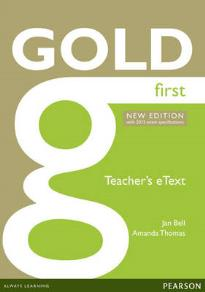 GOLD FIRST ACTIVE TEACH CD-ROM 2ND ED