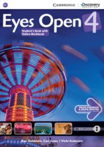 EYES OPEN 4 STUDENT'S BOOK (+ ONLINE W/B & ONLINE RESOURCES)