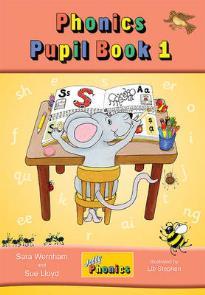 JOLLY PHONICS PUPIL'S BOOK 1 PB