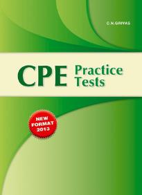 CPE PRACTICE TESTS STUDENT'S BOOK FORMAT 2013 N/E
