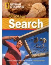 NGR : DINOSAUR SEARCH A2 (+ DVD)