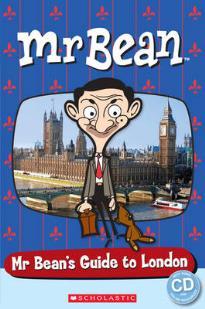 POPCORN ELT READERS STARTER: MR BEAN'S GUIDE TO LONDON (+ ONLINE RESOURCES)