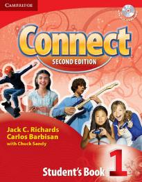 CONNECT 1 STUDENT'S BOOK (+ CD) 2ND ED