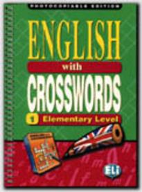 ENGLISH WITH CROSSWORDS 1 PHOTOCOPIABLE