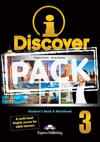 iDISCOVER 3 STUDENT'S BOOK (+ W/B + iebook)