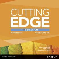 CUTTING EDGE INTERMEDIATE AUDIO CD (2) 3RD ED