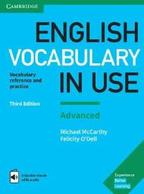 ENGLISH VOCABULARY IN USE ADVANCED STUDENT'S BOOK W/A (+ ENHANCED E-BOOK) 3RD ED