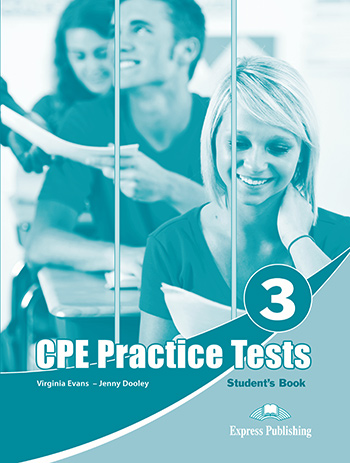 CPE PRACTICE TESTS 3 STUDENT'S BOOK (+ DIGIBOOKS APP) 2013