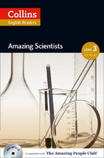 COLLINS ENGLISH READERS 3: AMAZING SCIENTISTS
