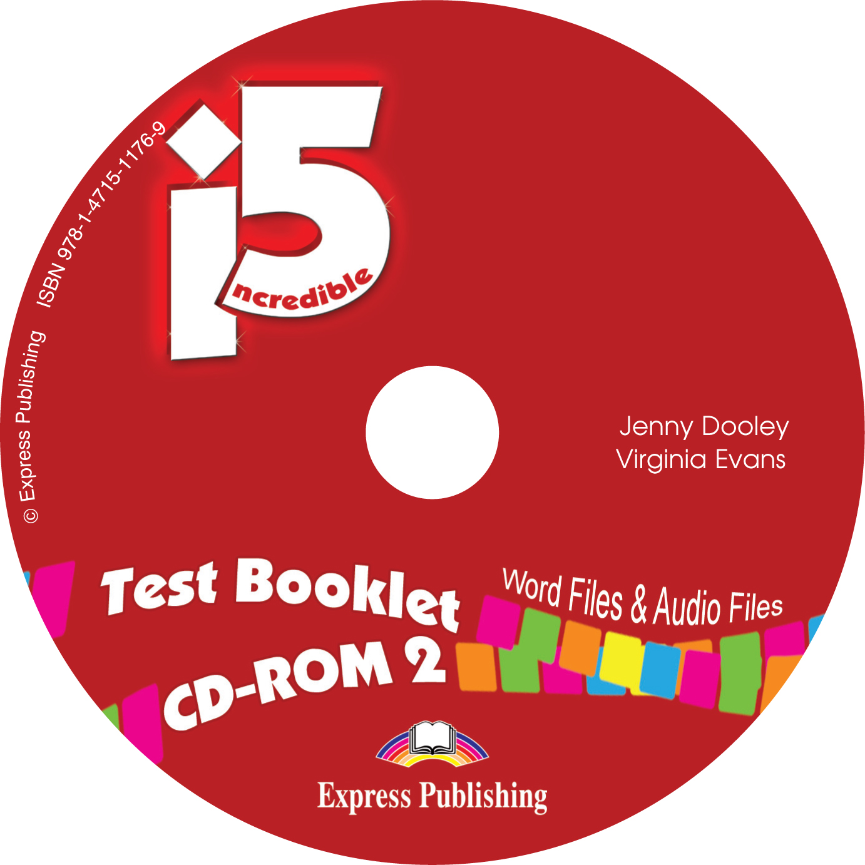 INCREDIBLE 5 2 CD-ROM TEST