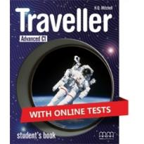 TRAVELLER C1 ADVANCED STUDENT'S BOOK (+ ONLINE TEST)
