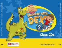 DISCOVER WITH DEX 2 CD CLASS