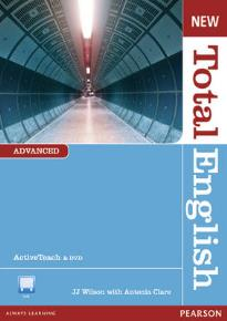 NEW TOTAL ENGLISH ADVANCED ACTIVE TEACH CD-ROM