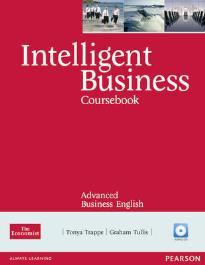 INTELLIGENT BUSINESS ADVANCED STUDENT'S BOOK (+ CD)