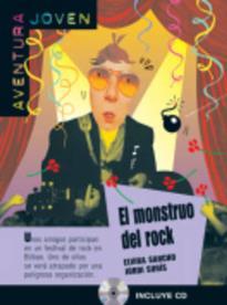 AVENTURA JOVEN : EL MONSTRUO DEL ROCK (+ CD)