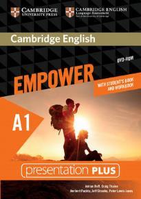 EMPOWER A1 IWB DVD - ROM