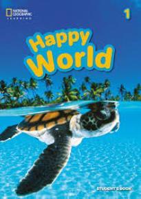 HAPPY WORLD 1 STUDENT'S BOOK (+ ALPHABET)
