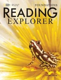 READING EXPLORER FOUNDATIONS STUDENT'S BOOK 2ND ED