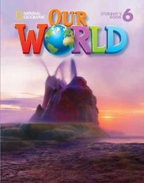 OUR WORLD 6 WORKBOOK (+ AUDIO CD) - NATIONAL GEOGRAPHIC - BRITISH ED.