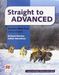STRAIGHT TO ADVANCED STUDENT'S BOOK PACK