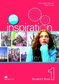 INSPIRATION 1 STUDENT'S BOOK N/E