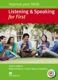IMPROVE YOUR SKILLS FOR FIRST LISTENING & SPEAKING STUDENT'S BOOK W/O KEY (+ MPO PACK)