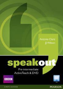 SPEAK OUT PRE-INTERMEDIATE ACTIVE TEACH CD-ROM