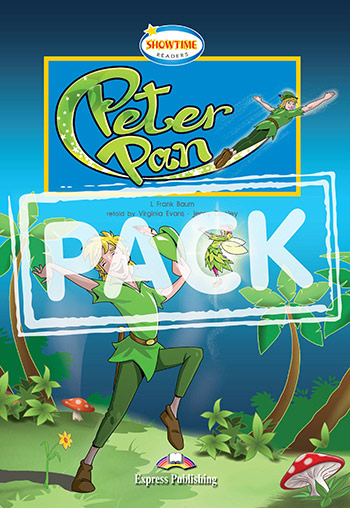 ELT SR 1: PETER PAN (+ CD PUPIL + DVD PAL)