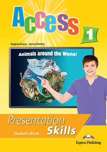 ACCESS 1 PRESENTATION SKILLS STUDENT'S BOOK