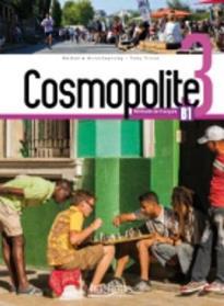 COSMOPOLITE 3 METHODE (+ DVD-ROM)