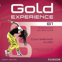 GOLD EXPERIENCE B1 CD CLASS