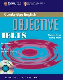 OBJECTIVE IELTS INTERMEDIATE STUDENT'S BOOK W/A (+ CD-ROM)